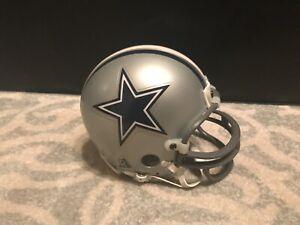 Dallas Cowboys Riddell NFL Mini Helmet 1995 3-5/8 official team decals