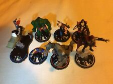 Marvel Heroclix  2099 Set komplett 7 Figuren Doom Punisher Hulk Ghost Rider
