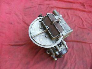 OMC Volvo Penta 2 Brl 300 CFM Holley Carburator Marine D3JL-9510-S