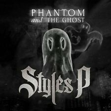 Styles P - Phantom of the Ghost [New CD]