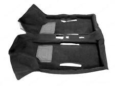 CLASSIC FIAT 500 126 BLACK INTERIOR CARPET MOQUETTE FLOOR CARPET BRAND NEW
