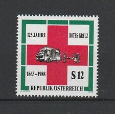 v1678 Österreich/ Rotes Kreuz  MiNr 1920 **