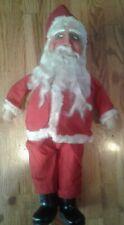 """Rare ! Antique Santa. 26"""" paper mache vintage dolls"""