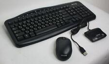 Microsoft Wireless Keyboard 700 v.2.0 + Mouse - International QWERTY & Cyrillic