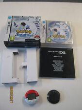 Pokemon SoulSilver Soul Silver Authentic DS Game w/ Pokewalker