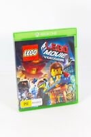 The Lego Movie Video Game Microsoft Xbox One Complete With Manual VGC
