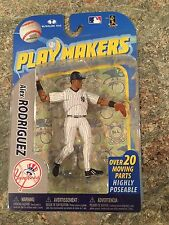 2011 Mcfarlane Playmakers Alex Rodriguez Figure New York Yankees