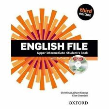 English File third edition: Upper-intermediate: Student's Book with iTut... Book