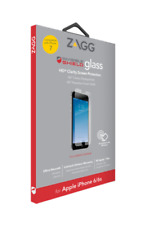"""GENUINE ZAGG HD TEMPERED GLASS FILM SCREEN PROTECTOR FOR APPLE IPHONE 6 6S 4.7"""""""