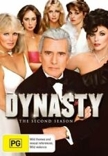 Dynasty: Season 2 (DVD , 2009, 6-Disc set)
