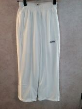 Adidas Causal Workout Pant. White. Size Petite Small (short Length)