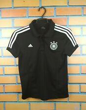 Germany women jersey Small polo training X32380 soccer football Adidas