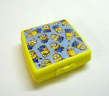 TUPPERWARE ***NEUHEIT*** MINION A126 Sandwichbox Brotdose Lunchbox