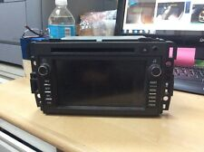 07-08 Chevy Equinox Navigation Radio