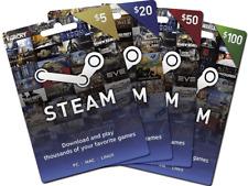 Steam Wallet Code (Global) 100USD