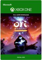 ORI AND THE BLIND FOREST DEFINITIVE EDITION XBOX ONE FULL GAME KEY