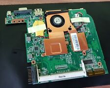 Mainboard 1001PX 60-OA2BMB9000-A02 +CPU +Kühler aus Notebook ASUS Eee PC R101X