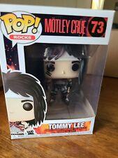 Funko Pop Tommy Lee Collectible Figure #73 Motley Crue Pop! Rocks Band Retired