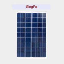 100 Watt 100W 12V 12 Volt Solar Panel Battery Charger RV Boat Camping Off Grid