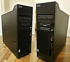 IBM Intellistation Z Pro max upgraded HWBOT.org Radeon HD 3850 Dual XEON CPU