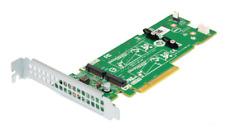 NEU Dell Boss-s1 Boot optimiertes Server-Adapter bis 2x m.2 SSD 51cn2