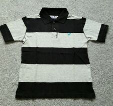 Wrangler Boys&Teens Striped Polo Shirts.100% COTTON. Size 4-5 YEARS. BRAND NEW