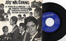 LOS MUSTANG - Sargento Pepper's  + 3, EP SPAIN 1967 BEATLES