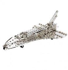 Metallbaukasten transbordador espacial-Eitech-caja de herramientas metal incluyendo herramienta