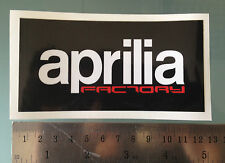 Undertray Decal / Sticker for Aprilia RSV4 (Aprilia Factory)
