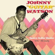 "Johnny ""Guitar"" Wats - Space Guitar Master: 1952 - 1960 Recordings [New CD]"