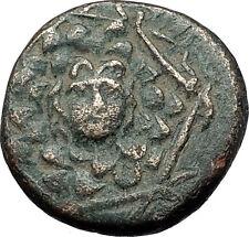 Sinopein Paphlagonia - Mithradates VI the Great - Gorgon Nike Greek Coin i59236
