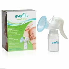 Evenflo Simplygo Manual Breast Pump BPA Free Portable Adjustable Speed