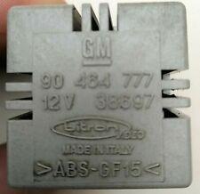 Vauxhall Opel 3-Pin Relay Buzzer Warning 90464777 12V 38697 Bitron OEM