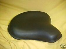 Harley,Sportster,57-78 New Leather OEM type Solo Seat,50-60's classic style