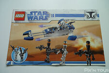 LEGO Notice Instruction / 8015 Assassin Droids Battle Pack