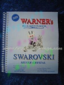 Swarovski Book - 1997 Warner's Blue Ribbon Book on Swarovski Silver Crystal