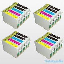 20 Cartuchos NonOem EPSON T0715 STYLUS DX 4400 DX 4450 DX 5000 DX 5050 DX 6000