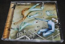 Rational Diet - On Phenomena And Existences CD 2010 Altrock Italy