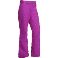 Wed'ze by Decathlon Women's Magenta Evostyle Waterproof Ski/Snow Pants