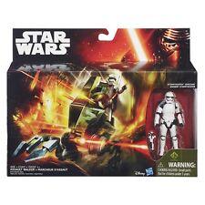 Star Wars Assault Walker Stormtrooper Sergeant Figure Boxed Figurine Toy New