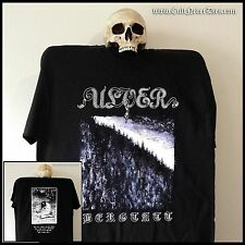 ULVER official 'Bergtatt' shirt (sizes S-XXL)  [Black Metal, Agalloch, Arcturus]
