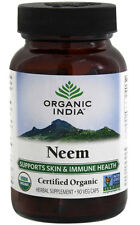 Neem Skin Immune Support 90 Caps Organic India (formerly Blood Cleanser)