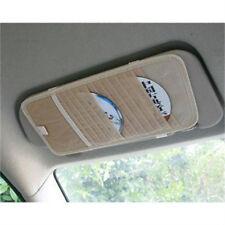 Auto CD DVD Halter Sonnenblende Case Organizer Aufbewahrungs Tasche für 12 CD's