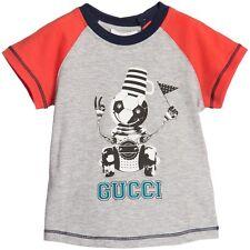 GUCCI BABY ROBOT PRINT TEE T-SHIRT 9-12 MONTHS