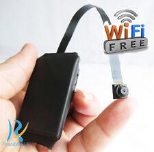720P mini wifi wireless hidden micro tiny nanny pinhole IP DIY camera recorder