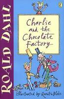 Charlie and the Chocolate Factory (Puffin Fiction) by Roald Dahl, Good Used Book