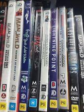 Bulk Documentary DVD Sale