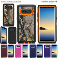 Samsung Galaxy Note 8 Defender Case Cover w/Screen & Clip fit Otterbox Defender