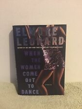 When the Women Come Out to Dance: Stories by Elmore Leonard (2002) HCDJ