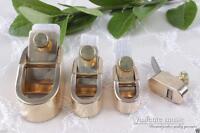 1set (4pcs) Brass Planes tool luthier tools violin Guitar tools Steel Blade